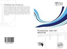 Capa do livro de Violation Out-of-Service