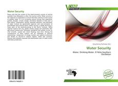 Bookcover of Water Security