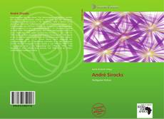 Capa do livro de André Sirocks