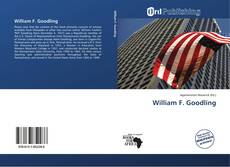Capa do livro de William F. Goodling