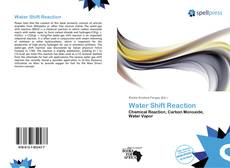 Buchcover von Water Shift Reaction