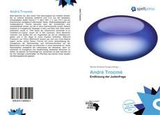Couverture de André Trocmé