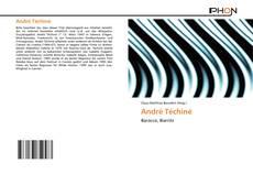 Bookcover of André Téchiné