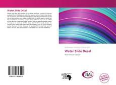 Borítókép a  Water Slide Decal - hoz