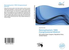 Bookcover of Pennsylvania's 10th Congressional District