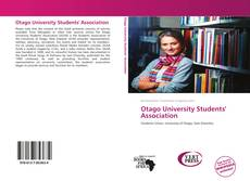 Capa do livro de Otago University Students' Association