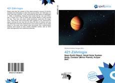 421 Zähringia kitap kapağı