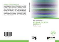 Bookcover of National Trust for Scotland