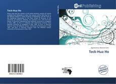 Обложка Teck-Hua Ho