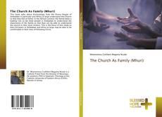 The Church As Family (Mhuri)的封面