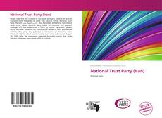 Portada del libro de National Trust Party (Iran)