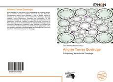 Copertina di Andrés Torres Queiruga