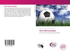 Otar Martsvaladze kitap kapağı