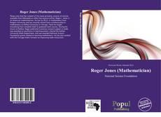 Buchcover von Roger Jones (Mathematician)