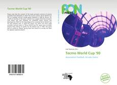 Tecmo World Cup '90 kitap kapağı