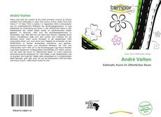 Bookcover of André Volten