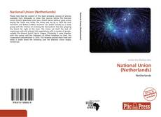 Bookcover of National Union (Netherlands)