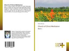 Bookcover of Church of Christ Meditation