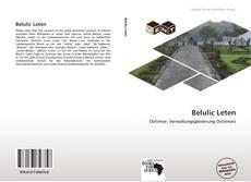 Bookcover of Belulic Leten