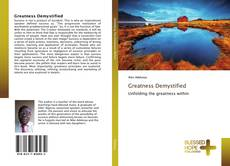 Bookcover of Greatness Demystified