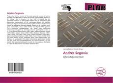 Portada del libro de Andrés Segovia
