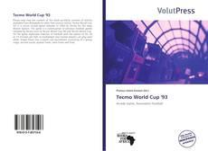 Tecmo World Cup '93 kitap kapağı