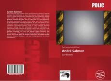 Capa do livro de André Salmon