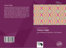 Bookcover of Violence Fight