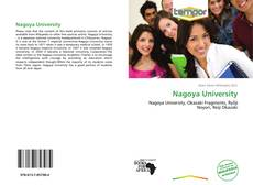 Bookcover of Nagoya University