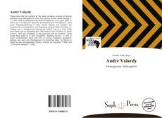 Bookcover of André Valardy