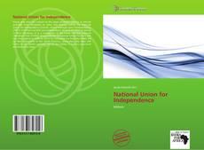 Portada del libro de National Union for Independence