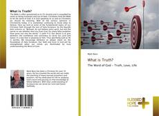 Bookcover of What is Truth?