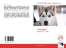 Otarocyon kitap kapağı