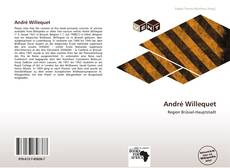 Bookcover of André Willequet