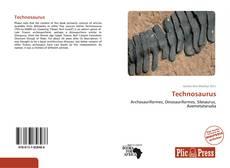 Copertina di Technosaurus