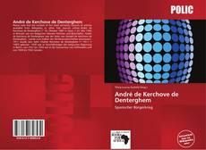 Bookcover of André de Kerchove de Denterghem