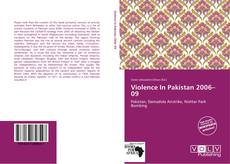 Violence In Pakistan 2006–09的封面