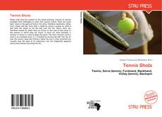 Bookcover of Tennis Shots