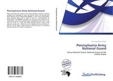 Buchcover von Pennsylvania Army National Guard