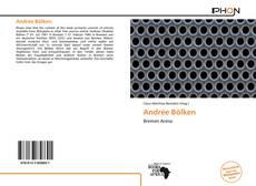 Buchcover von Andrée Bölken