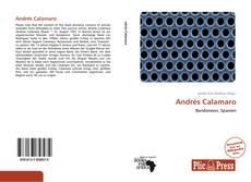 Copertina di Andrés Calamaro