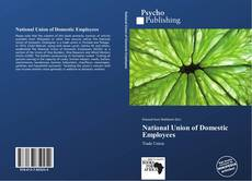 Bookcover of National Union of Domestic Employees