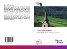 Benediktionale的封面