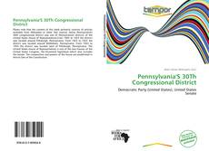 Capa do livro de Pennsylvania'S 30Th Congressional District