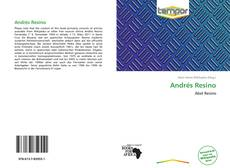 Bookcover of Andrés Resino