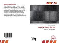 Andrés Sás Orchassal kitap kapağı