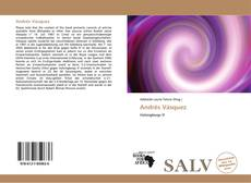 Bookcover of Andrés Vásquez