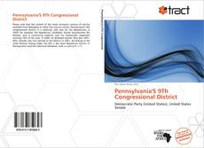 Capa do livro de Pennsylvania'S 9Th Congressional District