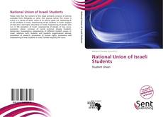 Capa do livro de National Union of Israeli Students