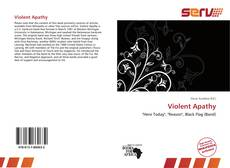 Bookcover of Violent Apathy